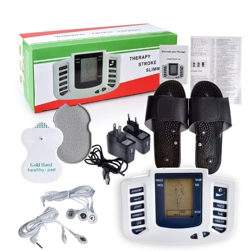 Electronic pulse Therapy Massager