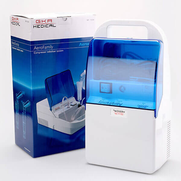 GKA Aero Plus Portable Nebulizer Machine