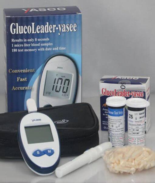 GlucoLeader Blood Glucose Monitor