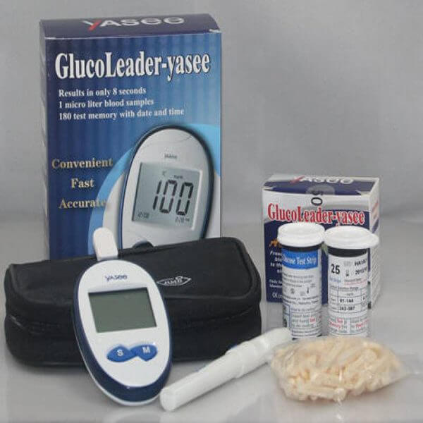 GlucoLeader Blood Glucose Monitor