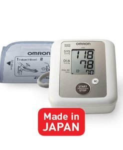 Omron JPN2 Digital Blood Pressure Monitor