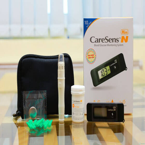Caresens N Glucose Monitoring System Buy Online At Best
