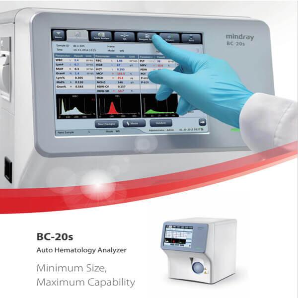Hematology Analyzer BC-20s