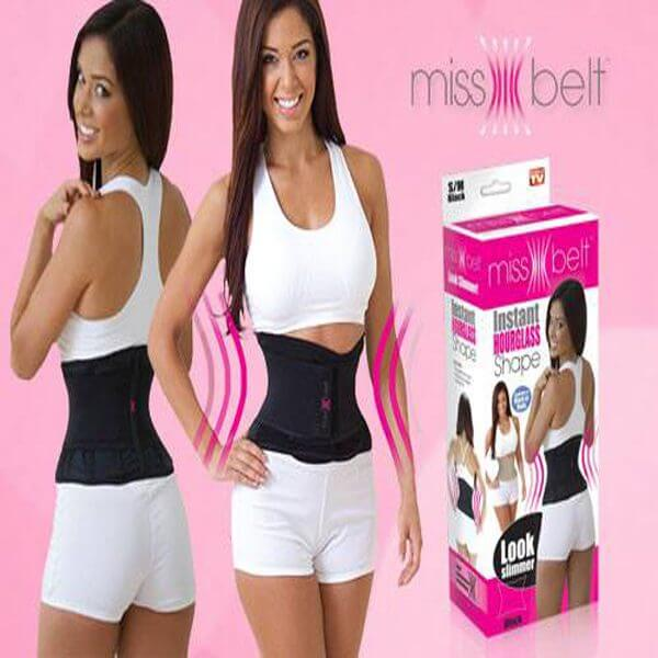 Miss Belt Instant Hourglass Body Shape