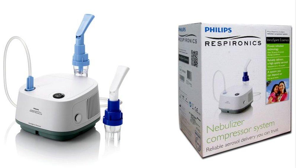 Philips Family Nebulizer Compressor System 2