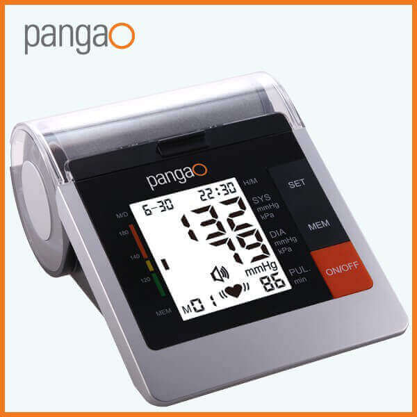 c934a9de704 Pangao Medical Arm Blood Pressure Monitor buy online at best price BD