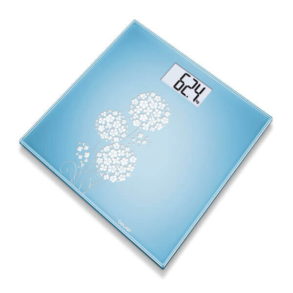 Beurer Glass bathroom scale GS-200 Allium