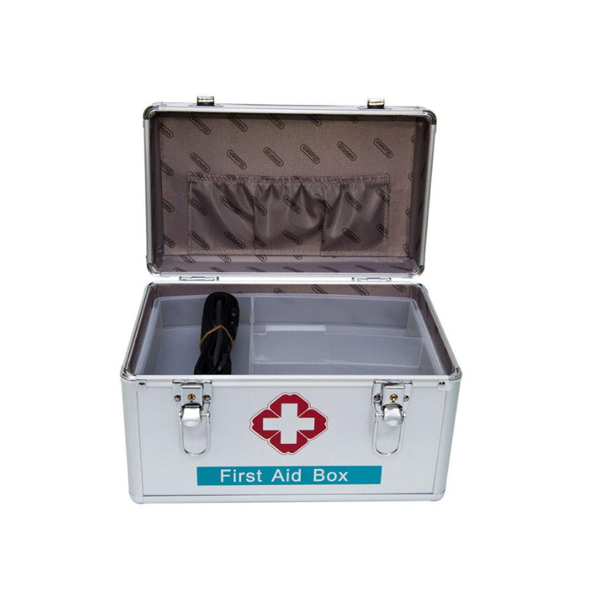 Aluminum First Aid Box