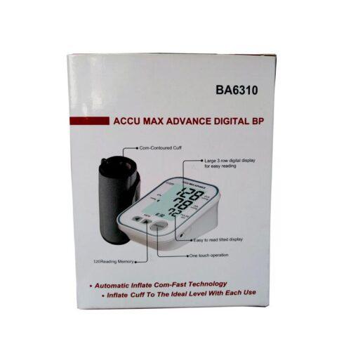 Accumax Digital BP Monitor