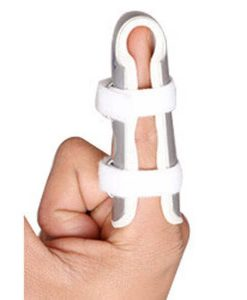Finger Cot Surgical pack Splint