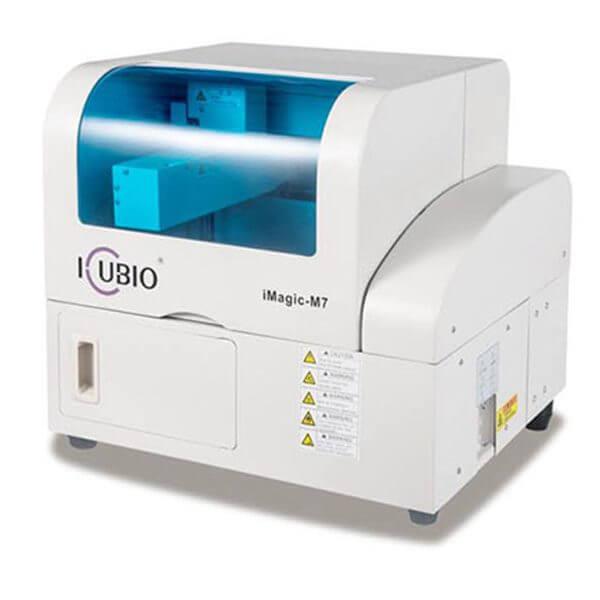 ICUBIO Auto Chemistry Analyzer iMagic M7
