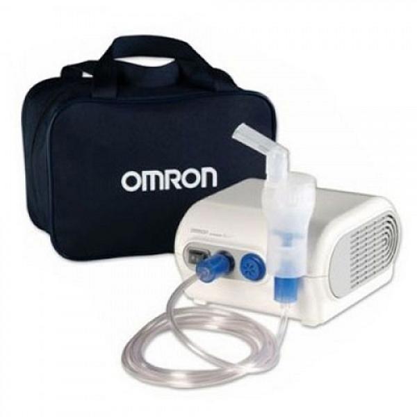 Omron Portable Nebulizer Compressor NE-C28 7