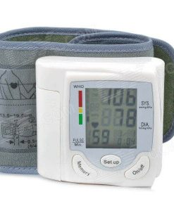 Wrist Style Blood Pressure Monitor