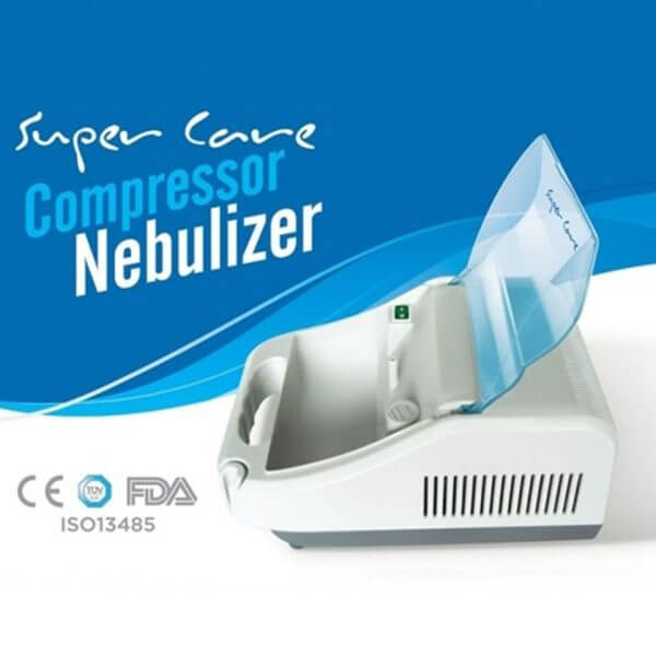 Super Care Family Nebulizer Compressor