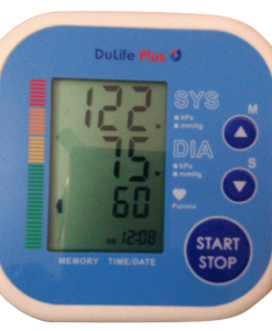 Digital-blood-pressure-machine Dulife Plus 2