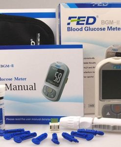 FED Blood Glucose Meter2