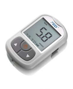 FED Blood Glucose meter
