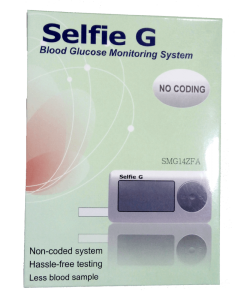 Selfie G Blood Glucose Monitoring System