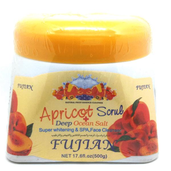 Fujian Apricot Scrub__by-medistorebd