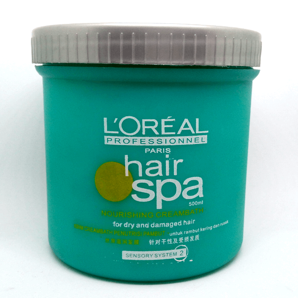 Buy online L'oreal Hair SPA for dry and damaged hair at best BD price