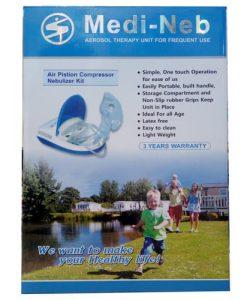 Medi Nab Air Piston Compressor Nebulizer kit