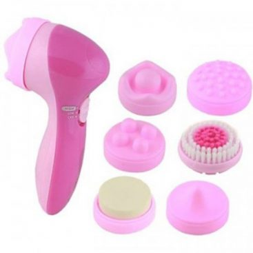 6-in-1 Multifunction Beauty Care Vibrating Facial Massager Medistore BD 2