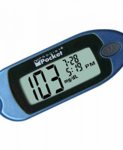 Prodigy Pocket No Code Portable Glucometer