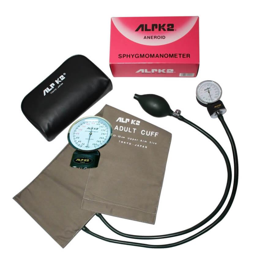 ALPK2 BP Machine With Stethoscope MedistoreBD.com