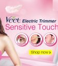 Veet Sensitive Touch Electric Trimmer for Women Medistore BD 2