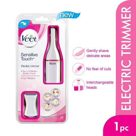 Veet Sensitive Touch Electric Trimmer for Women Medistore BD 4