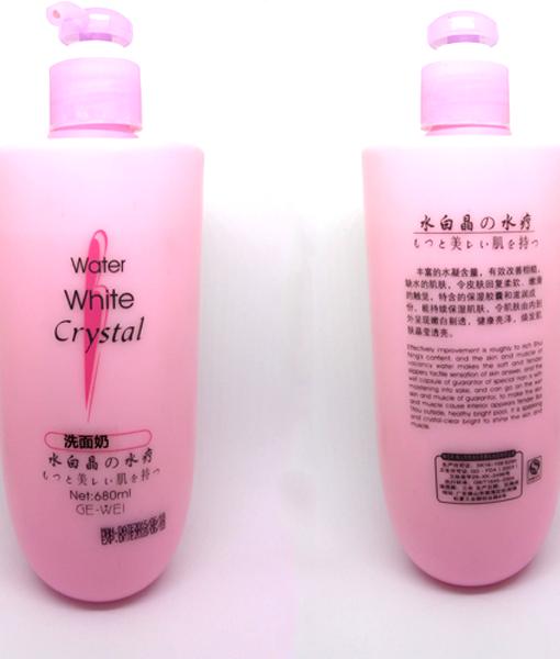 Water White Crystal Moisture Radiance Cream 680ml