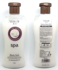 YESNOW BATH SALT SPA