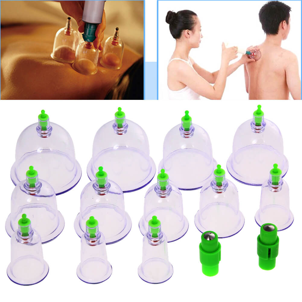 Vacuum Therapy Cup Set Medistore BD
