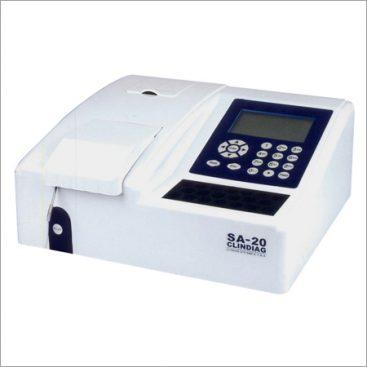 Semi Automatic Biochemistry Analyzer,