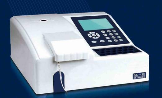 Semi Automatic Biochemistry Analyzer,