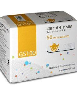Bionime GM100 Glucose Meter Test Strip