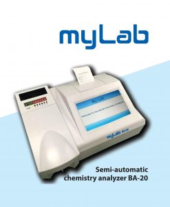 mylab ba-20 semi automatic biochemistry analyzer