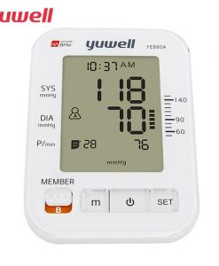 AUTOMATIC BLOOD PRESSURE MONITOR - YUWELL YE-680A
