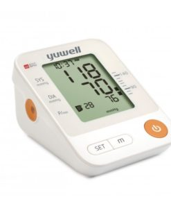 AUTOMATIC BLOOD PRESSURE MONITOR - YUWELL YE-670A