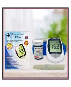 Accu Test Elite- Blood Glucose Monitoring System