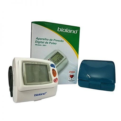 Bioland Wrist Blodd Pressure Monitor