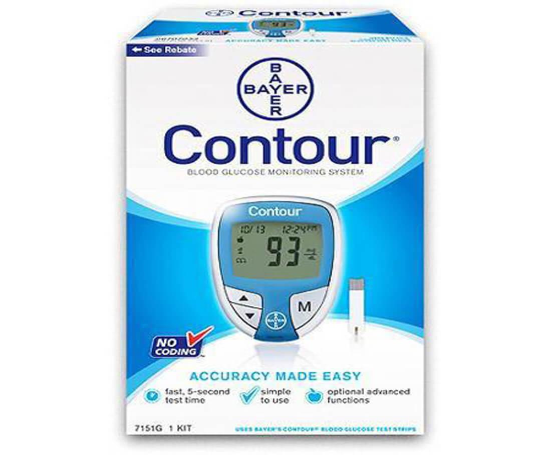 Contour Blood Glucose Meter