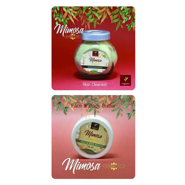 Mimosa Face & Body