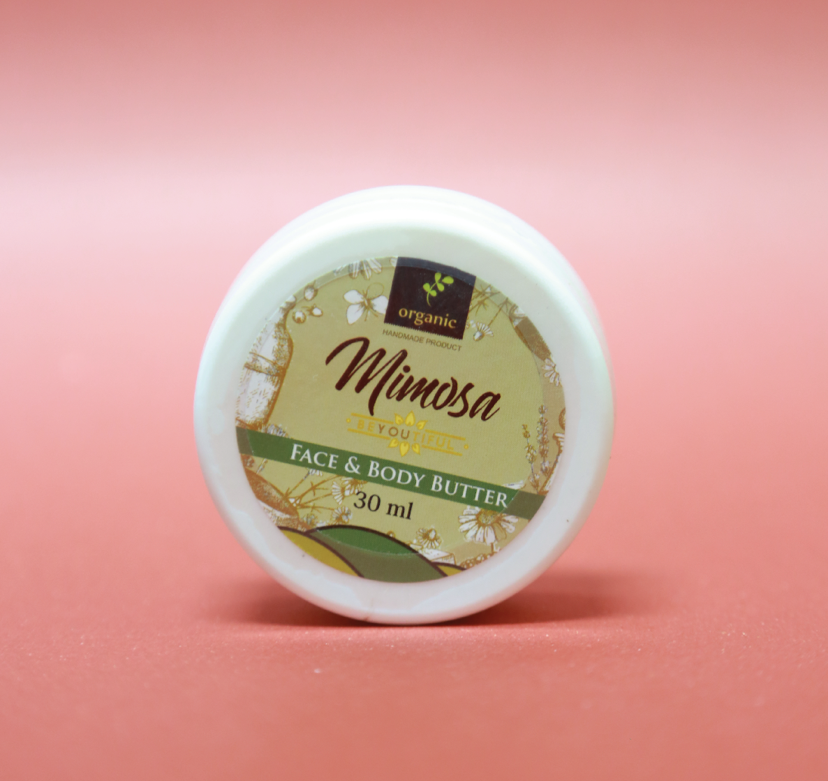Mimosa Face and Body Butter – 30ml
