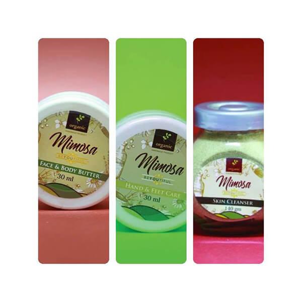 Mimosa Face