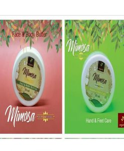 Mimosa Face and Body Butter+Hand & Feet Care
