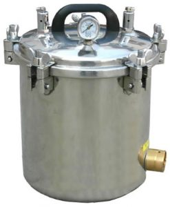 Autoclave Portable Steam Sterilizers– Electric