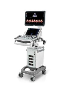4D Ultrasound System Mindray DC-40 Color Doppler