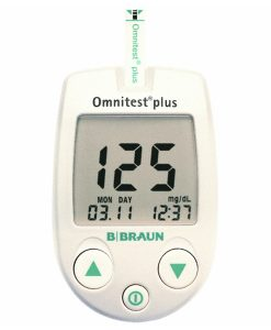 Omnitest Plus Blood Glucose Monitor