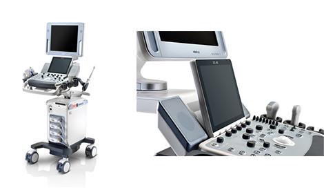 4D Color Doppler Ultrasound System Mindray DC-60